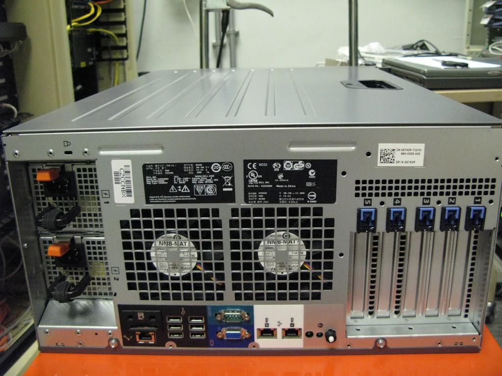 Dell PowerEdge T610 | Peter Luk's Blog