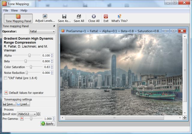 free HDR software | Peter Luk's Blog